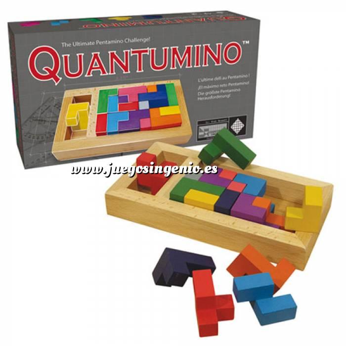 Imagen Dos jugadores Quantumino (Últimas Unidades)