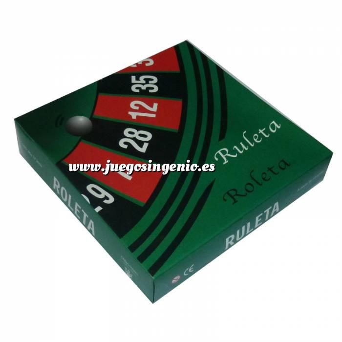 Imagen Mini Juegos ECONOMICOS Ruleta - mini juego económico