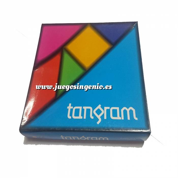 Imagen Mini Juegos ECONOMICOS TANGRAM (IDIOMA PORTUGUES) - mini juego económico (Últimas Unidades)