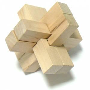 De madera - Cruz madera ingenio