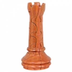 De madera - Puzzle madera Torre Ajedrez Gigante